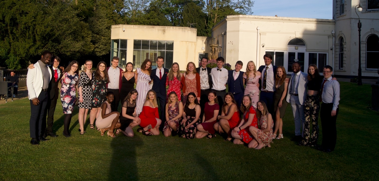 Jazzmanix Murder Mystery Themed Summer Ball